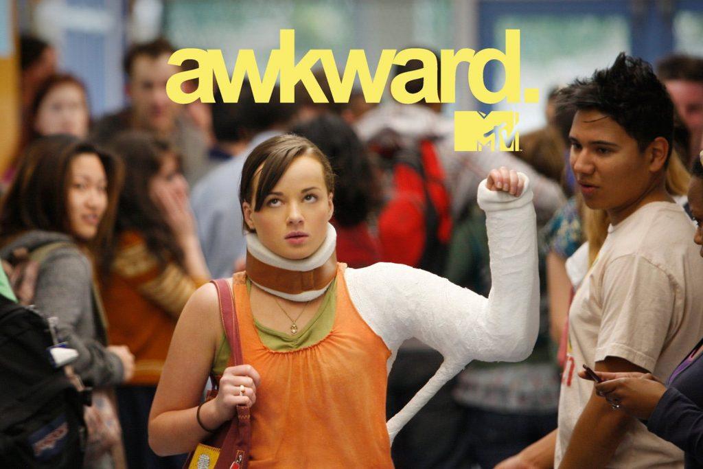 awkward serie
