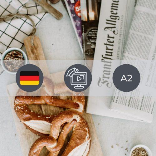 Corso di tedesco zero sbatti – Livello 2